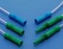 Sací hadička s koncovkami F-F/M (CT4024)
